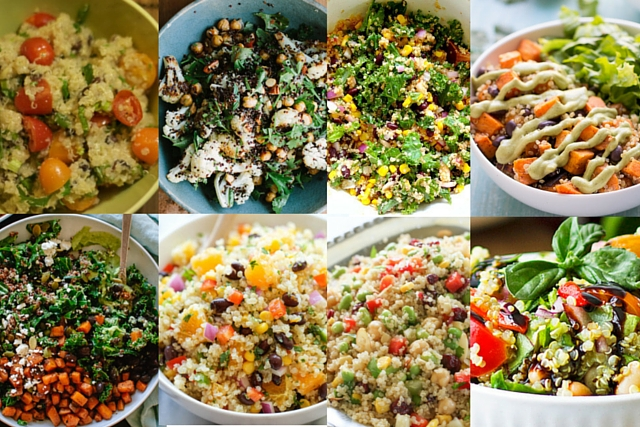 Real Simple Quinoa Salad