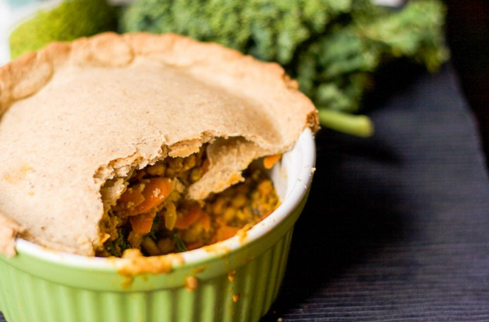 How To Make a Curry Pie