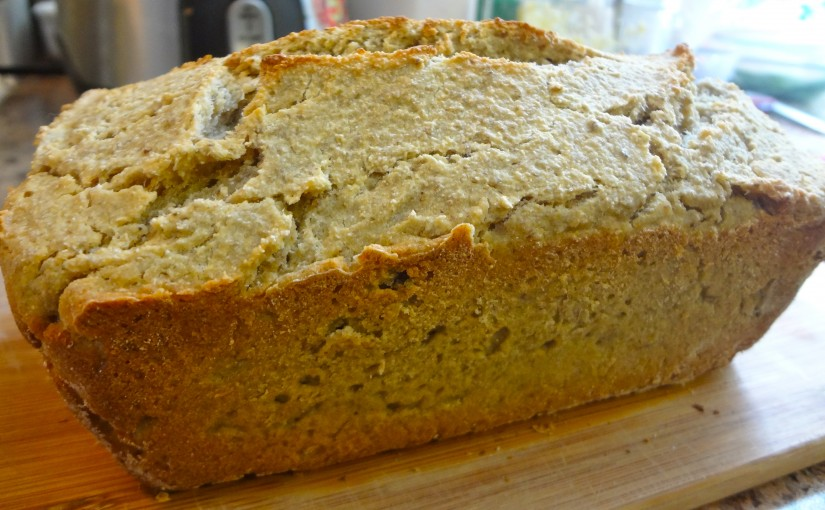Gluten Free Yeast Free Vegan Bread Recipe