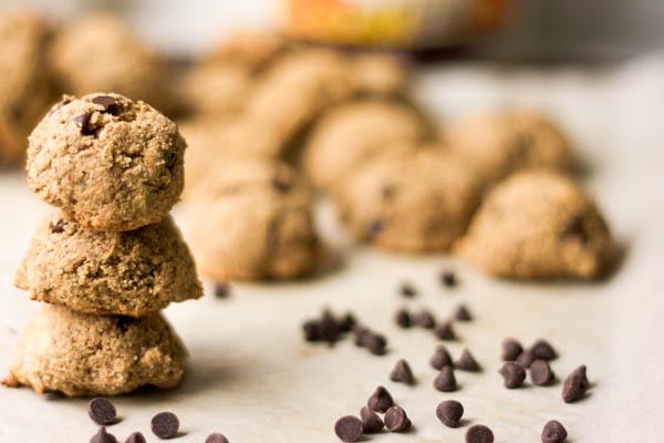 Grain Free Almond Butter Cookies | happygut.ca