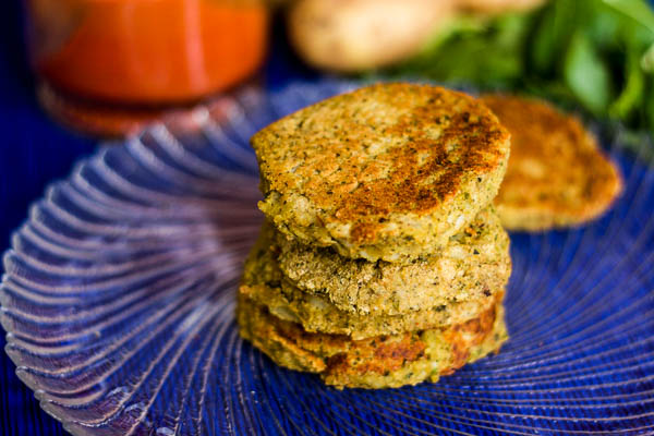 Chickpea Pattie Recipe