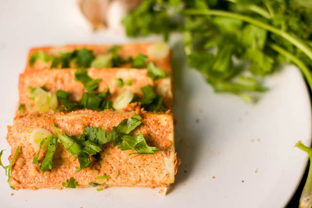 Tandoori Tofu | Happygut.ca