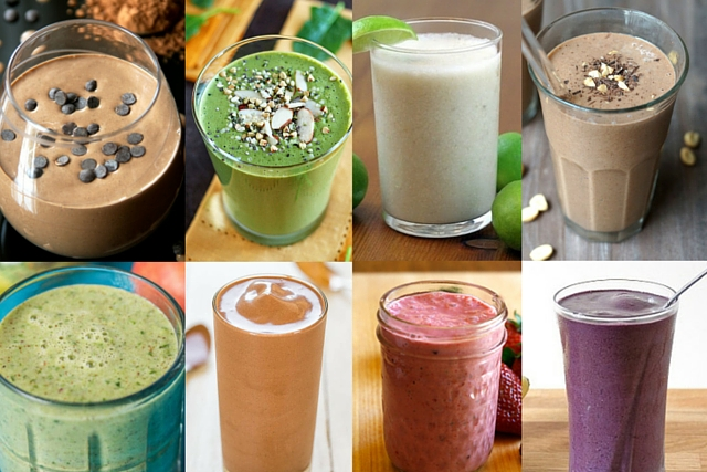 Breakfast Smoothies with Protein | Happygut.ca